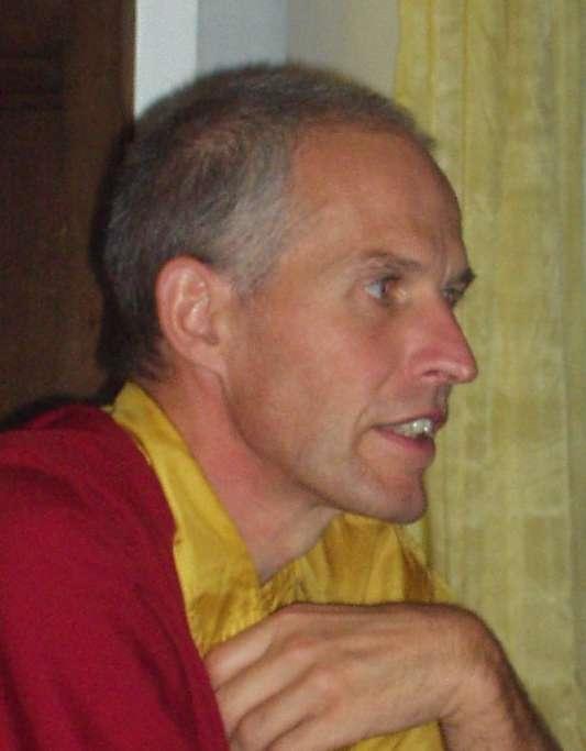 Lama Tashi Andreas